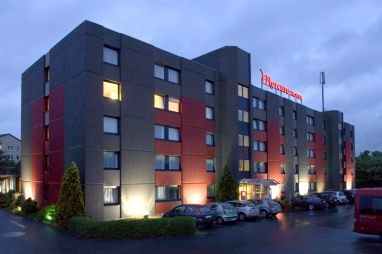 Fuerther Hotel Mercure Nuernberg West