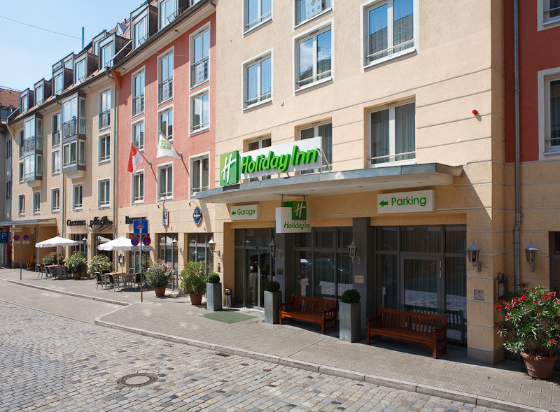 Holiday Inn Hotel Nürnberg City Centre